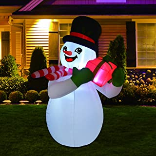 outdoor christmas decorations blow ups