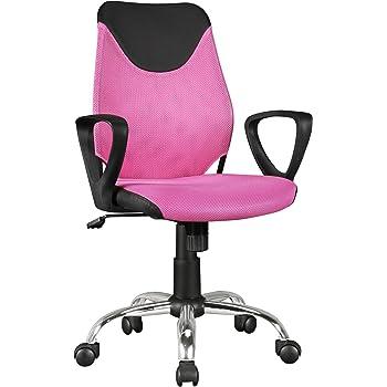 Schreibtischstuhl rosa Mädchen