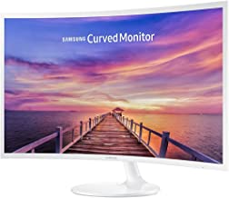 Samsung 32-Inch Widescreen FHD Curved LED Monitor,...