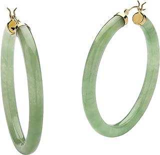 Best genuine jade earrings Reviews