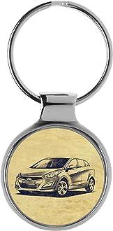 Kiesenberg Shop Schlüsselanhänger Für Hyundai Fans