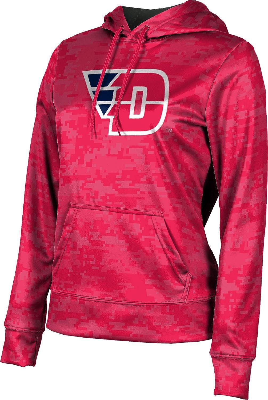 ProSphere University of Dayton Girls' Pullover Hoodie, School Spirit Sweatshirt (Digital)