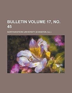 Bulletin Volume 17, No. 45