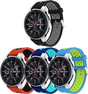 Correa de Reloj de Silicona Suave Compatible con Polar Ignite/Polar Unite, Repuesto Ideal