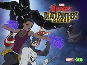 Marvel's Avengers: Black Panther's Quest Season 5