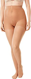 Women's Plus Size 2-Pack Semi-Sheer Smoothing Tights
