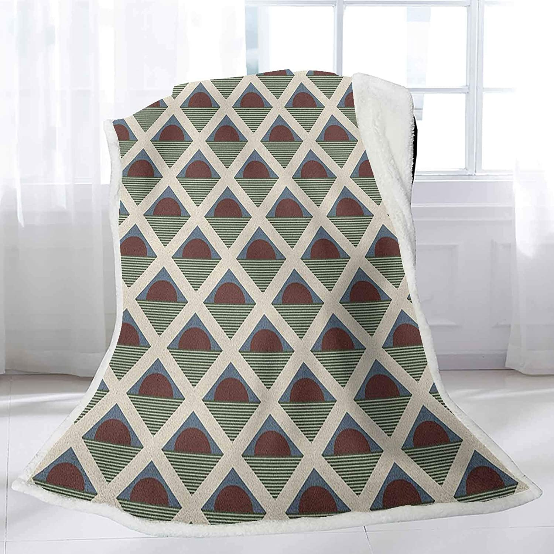 Interestlee Retro Soft Blankets 50