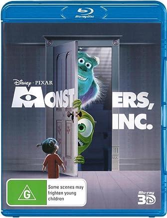 Monsters, Inc (3D Blu-ray)