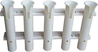pvc fishing pole rack