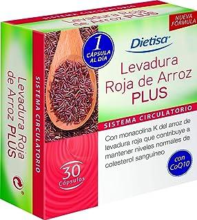 Dietisa - Levadura roja