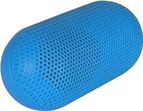 SoundLogic XT Rechargeable Wireless Bluetooth Mini Pill Capsule Speaker, Blue