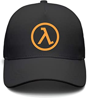Half-Life-2-Cute Plain Sports Baseball hat Caps Snapback for Men Women
