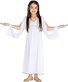 Ragazza Greca Costume Romano Toga Greco UP Per Bambini Costume Bambini Bambini Vestito