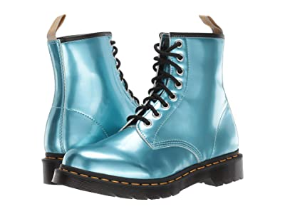 Dr. Martens 1460 Vegan (Blue/Gold Mix) Women