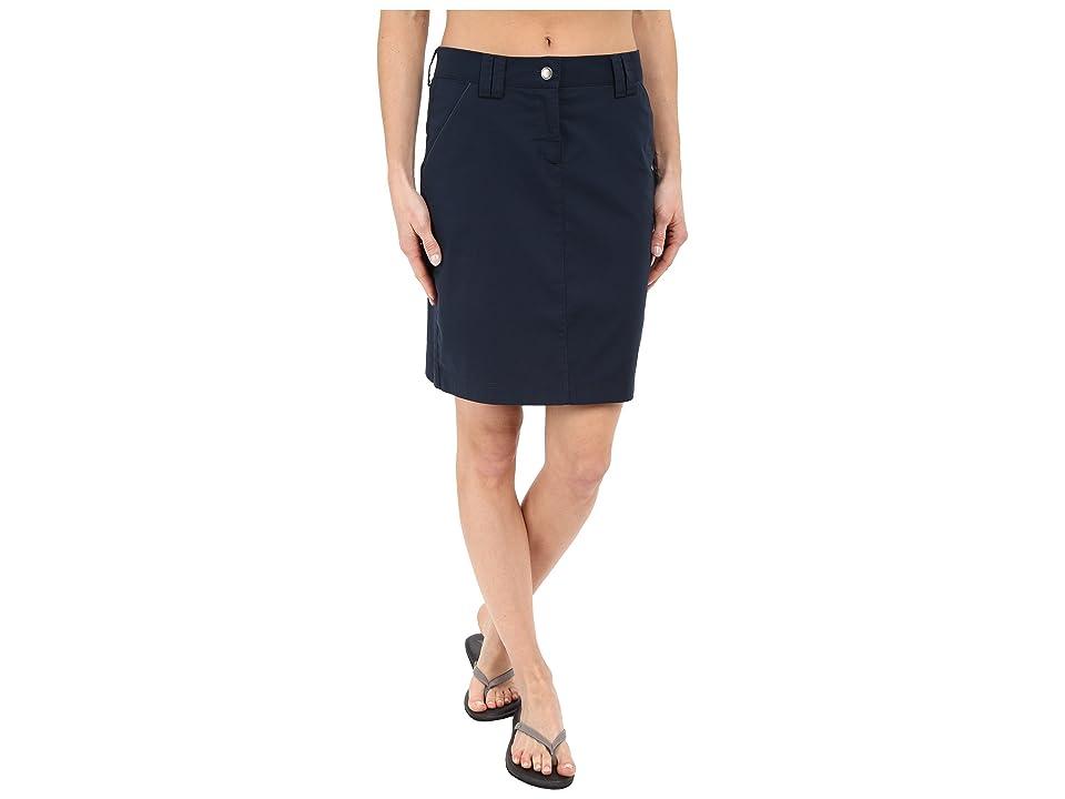 Jack Wolfskin Liberty Skirt (Night Blue) Women