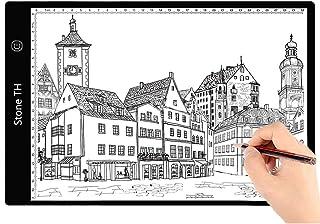 Mesa de Luz Dibujo A4, LED Tableta de Luz de Iluminación de