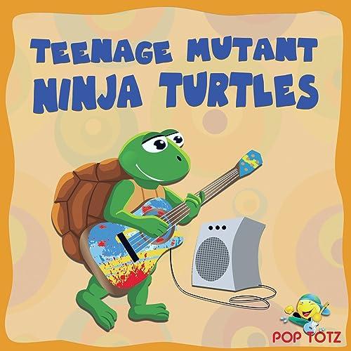 Teenage Mutant Ninja Turtles by Pop Totz on Amazon Music ...