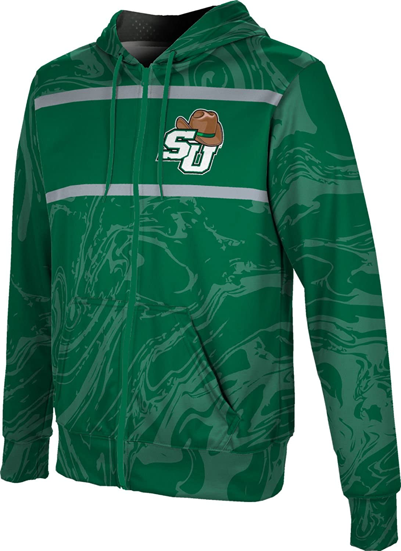 Stetson New popularity University Boys' Zipper Max 56% OFF Spirit School Hoodie Sweatshirt