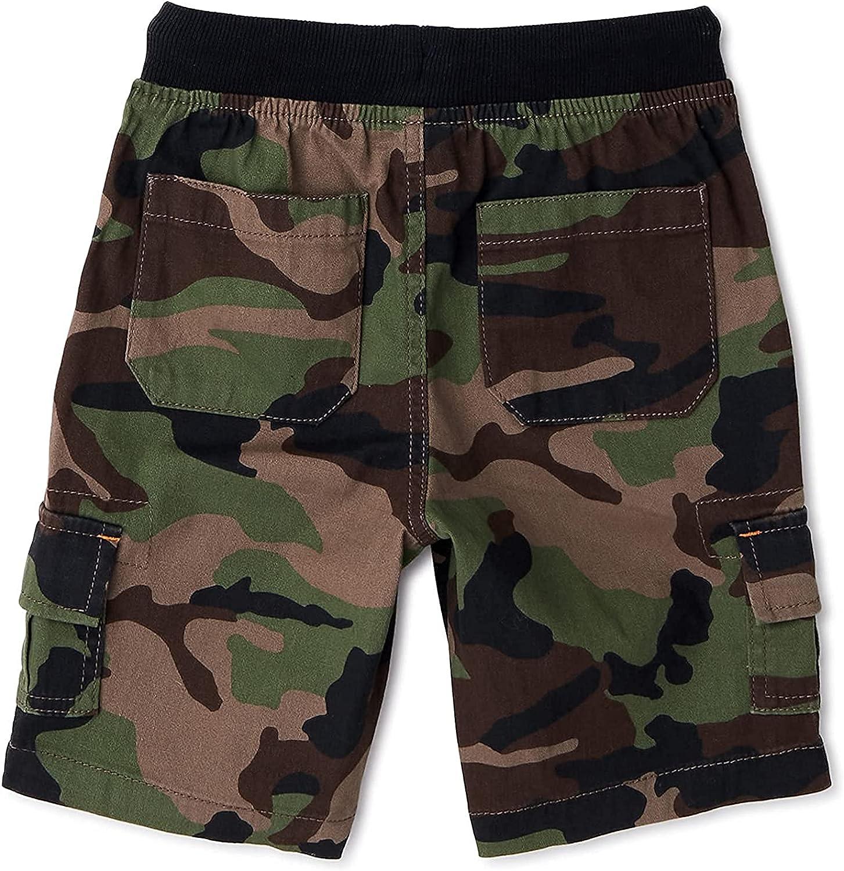 WonderNation Boys Jogger Shorts