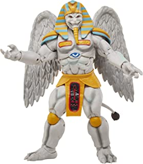 Power Rangers Lightning Collection Monsters Mighty Morphin King Sphinx 8-Inch Premium Collectible Action Figure Toy with A...