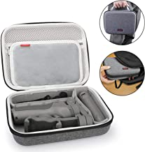AIWOKE Handheld Gimbal Storage Bag Portable Travel Carrying Case Replacement for DJI OSMO Mobile Gimbal Protector Transport Accessories