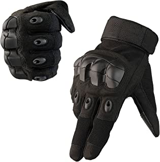 Fuyuanda Full Finger Outdoor Glove Touch Screen Men`s Cycling Hunting Climbing Sports Glove for Riding Motorcycle Smart Phone