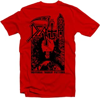 Death - Individual Thought Patterns Red T-Shirt