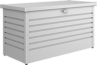 Graf bauzentrum 130 caja de plata metálica