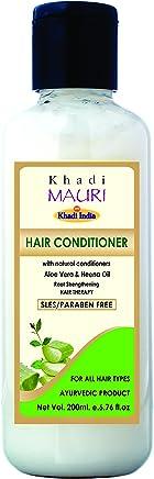 Khadi Mauri Herbal Hair Conditioner, 210ml
