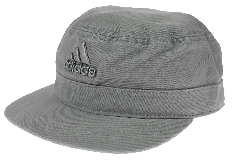 adidas – Gorra de Estilo Militar, Color Gris: Amazon.es: Deportes ...