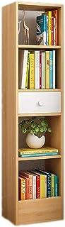 Wood Display Rack Storage Organiser Wood Bookshelf Modern Home Office Furniture Nordic Maple Bookshelf Free Standing Stora...