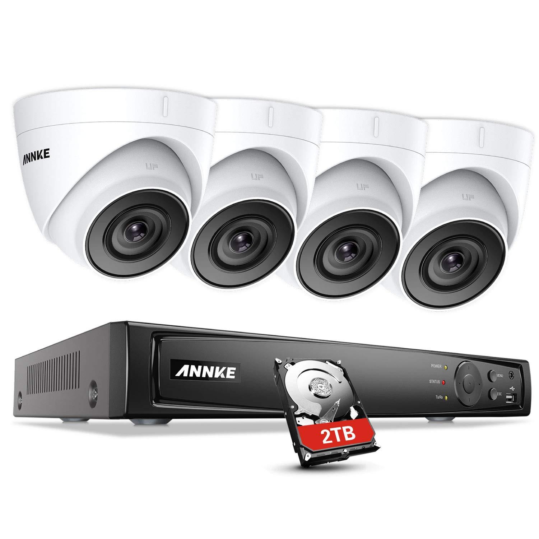 Hikvision ANPR CCTV System with 2 Lightfighter Cameras