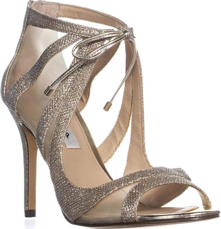 Nina Womens Cherie Evening Sandals