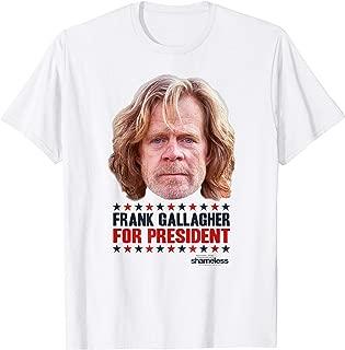 Shameless For President T-Shirt