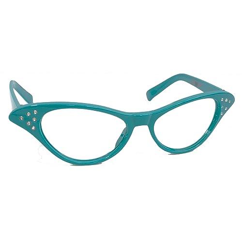 4fc7940646 Hip Hop 50s Shop Kids Cat Eye Glasses