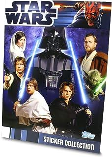 Topps Star Wars Movie Sticker Collection 2012 - Álbum de