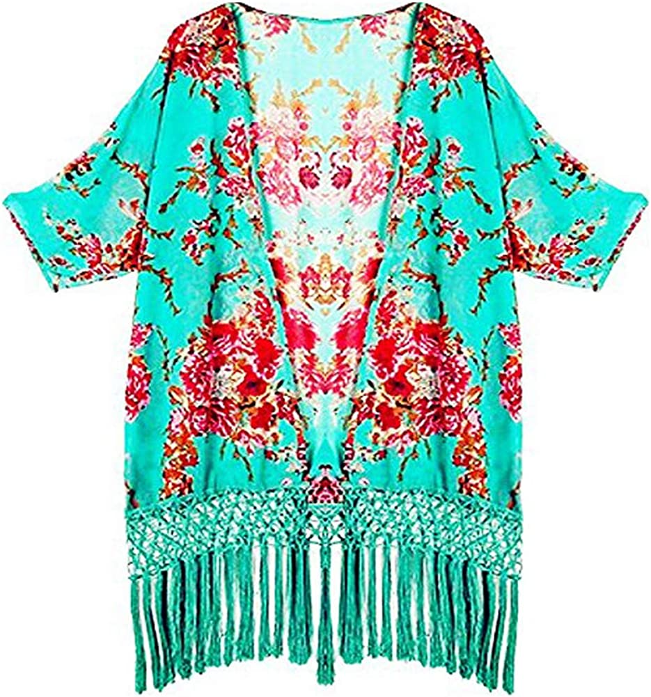 TopSeller Women Fashion Chiffon Summer Beach Dress Bikini Swimwear Cover Up Sarong Sexy Wrap Pareo Bathing Suit