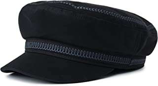 Brixton Unisex Fiddler Embroidered Cap Black SM (7)