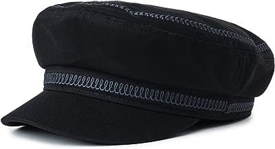 Brixton Unisex Fiddler Embroidered Cap Black SM (7)