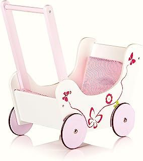 Carrello Per Bambole Per Bambini Mini Passeggino Portatile Per Bambole Carrozzina Carrello Per Bambole Per Bambini Ragazzi Ragazze Telaio In Ferro Carrello Per Giocattoli Passeggino Giocattolo