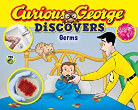 Curious George Discovers Germs (English Edition)
