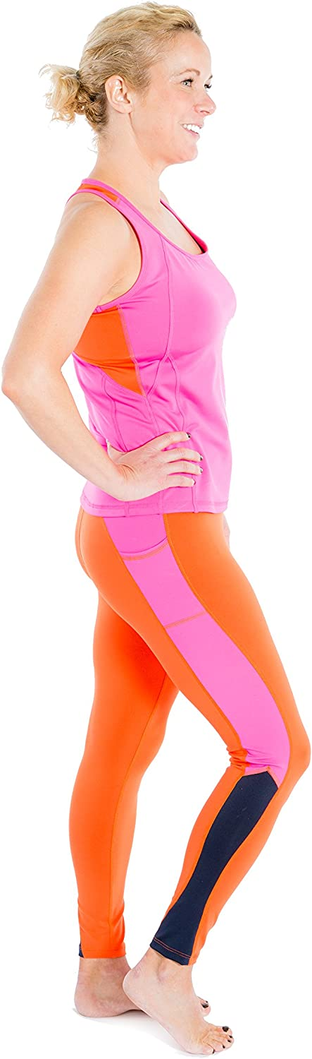 Women's Workout Legging Performance Run Tights - seen on The Biggest Loser with Purchase