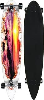 Krown City Surf Longboard Skateboard 9