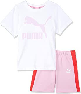 PUMA Baby MINICATS T7 Set with Shorts