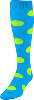 TCK Krazisox Polka Dot Over The Calf Socks