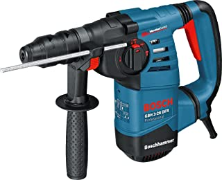 comprar comparacion Bosch Professional GBH 3-28 DFR - Martillo perforador (3,1 J, máx. hormigón 28 mm, portabrocas SDS plus + cilíndrico, en m...