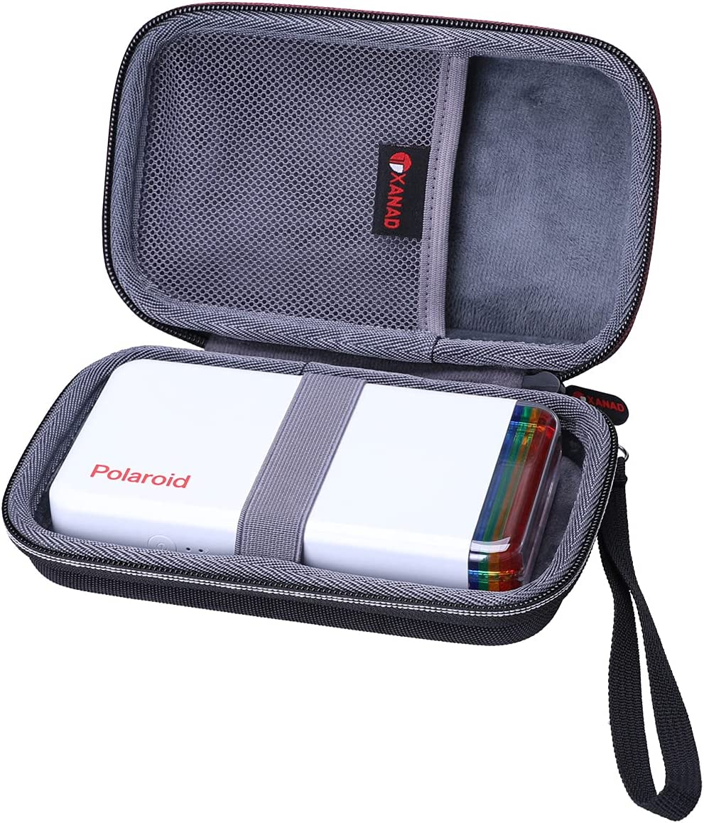 XANAD Hard Case for Polaroid Hi-Print Bluetooth Connected 2x3 Pocket Photo Printer (Case Only)