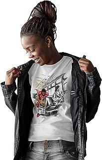 Colin Kaepernick T Shirt for Women with Rosa Parks - Black History