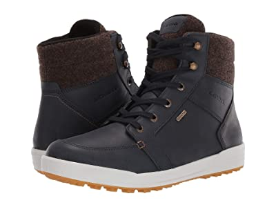Lowa Molveno GTX Mid (Navy/Brown) Men