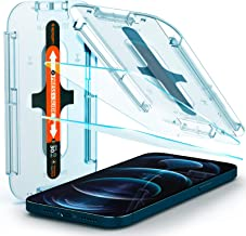Spigen Tempered Glass Screen Protector [Glas.tR EZ Fit]...
